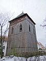 2013 Belfry of Dominican Abbey in Płock - 01.jpg
