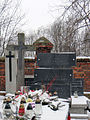2013 Mariavite cemetery in Płock - 07.jpg