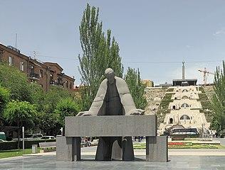 Monument to Alexander Tamanyan