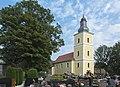 2014 Kościół św. Marcina w Dzikowcu, 07.JPG