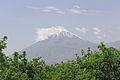 2014 Prowincja Ararat, Widok na Mały Ararat (01).jpg
