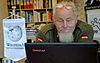 2015-01-31 Dipl.-Ing. Karl-Heinz Müller am Rechner im Wikipedia-Büro Hannover.jpg
