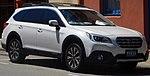 2015-2017 Subaru Outback (BS9) 2.5i Premium station wagon (2018-02-22) 01.jpg