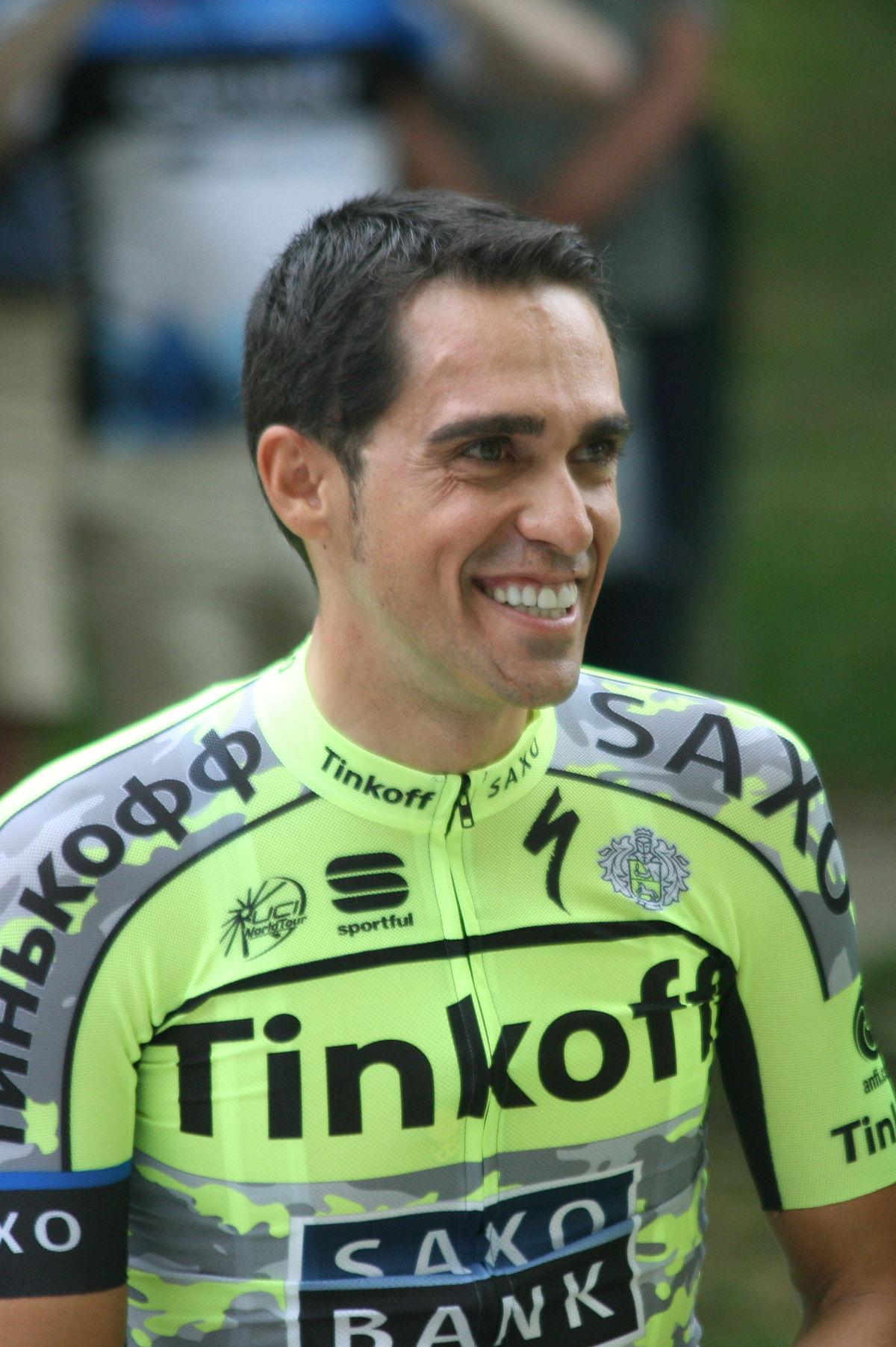 Alberto Contador Wikipedia