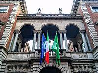 20161101 Palazzo Bagatti Valsecchi, Facciata via Santo Spirito.jpg