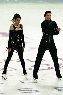 Lorraine McNamara American ice dancer