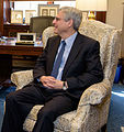 2016 March 22 Senator Bob Casey and Merrick Garland 03 (cropped to Garland).jpg