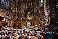 2016 Monestir Santa Maria de Montserrat-Basilika.jpg