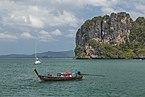 2016 Prowincja Krabi, Widoki ze statku płynącego na trasie Ao Nang - Ko Lanta Yai (26).jpg