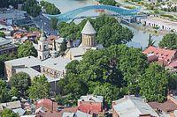 2016 Tbilisi, Widoki z Twierdzy Narikala (19).jpg