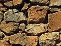 2017-08-03 Dry-stone wall, Pinhal, Albufeira (2).JPG