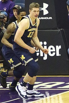 91f39f69eed Moritz Wagner (basketball) - Wikipedia