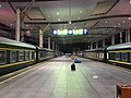 201908 Platform 6,7 of Wuchang Station.jpg