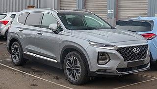 Hyundai Santa Fe car model