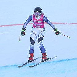 2020-01-10 Women's Super G (2020 Winter Youth Olympics) by Sandro Halank–255.jpg