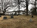 2020-01-31 15 45 23 Graves on the northwest side of the Vale United Methodist Church in Vale, Fairfax County, Virginia.jpg