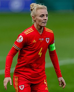 Sophie Ingle Welsh footballer