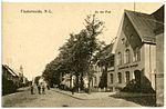 20692-Finsterwalde-1917-An der Post-Brück & Sohn Kunstverlag.jpg