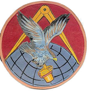 921st Expeditionary Air Refueling Squadron - Image: 21stphotoreconsquadr on emblem