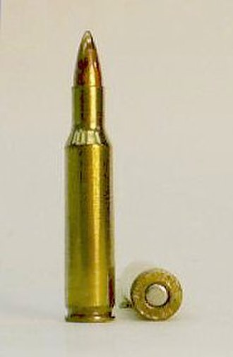 .222 Remington - Image: 222 Remington