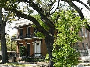 De Tonti Square Historic District - Image: 254 St. Anthony Street Mobile AL