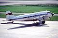 27ay - Classic Air DC-3C; HB-ISC@ZRH;04.07.1998 (5256695071).jpg