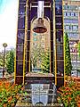 3. Пам'ятник працівникам міліції, які загинули при виконанні службових обов'язків; Рівне.JPG
