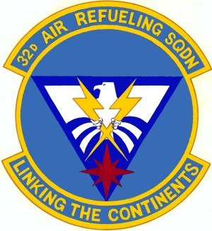 32d Air Refueling Squadron - Image: 32d Air Refueling Squadron