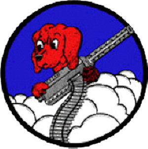 378th Fighter Squadron - Image: 378th Fighter Squadron emblem