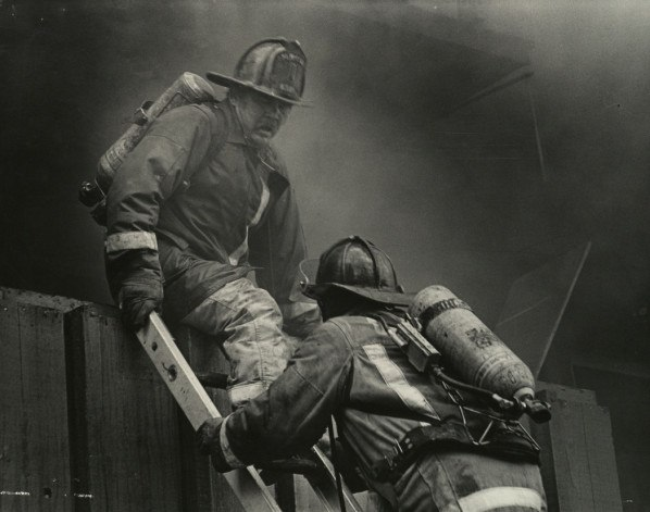 3 Alarm Building Fire
