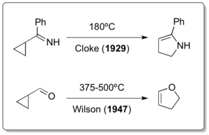 Historical Overview Vinylcyclopropane Rearrangement 2