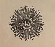45th Regiment of Foot badge.jpg