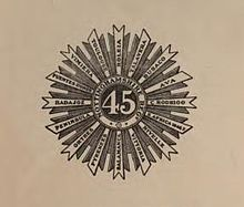 45th Regiment of Foot badge.jpg