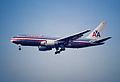 53ad - American Airlines Boeing 767-223ER; N328AA@ZRH;14.03.1999 (4848137494).jpg