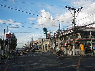 San Dionisio, Parañaque Barangay in Metro Manila, Philippines