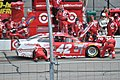 5 Hour Energy Kyle Larson pit stop (19885577522).jpg