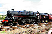 73129 Understeam at Railex 2013 Butterley 01.jpg
