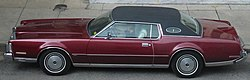 Continental Mark IV (1973)