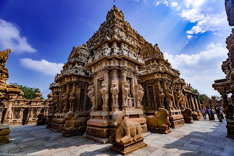Kanchipuram from Tamil Nadu