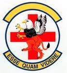81 Aerospace Medicine Sq emblem (1996).png