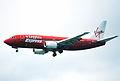 95dx - Virgin Express Boeing 737-3Y0; OO-LTV@LHR;01.06.2000 (5135361644).jpg