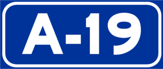 C-32 highway (Spain) - Image: A 19Spain