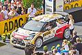ADAC Rallye Deutschland 2013 - Fahrerpräsentation auf dem Roncalliplatz-4676.jpg