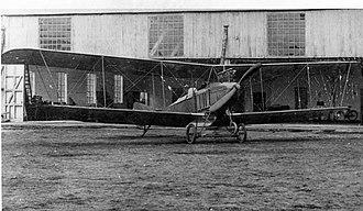 AEG B.I - Image: AEG B.I 1914