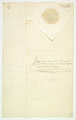 AGAD List Elżbiety I, królowej angielskiej, do Jana Zamoyskiego, kanclerza i hetmana wielkiego koronnego 2.jpg