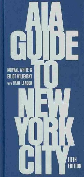 AIA Guide to New York City - Hardcover edition