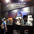 ASUS ROG booth, Taipei Game Show 20180126.jpg