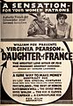 A Daughter of France (1918) - 1.jpg
