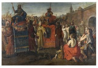 A Roman Triumphal Parade