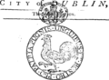 A fifth address to the free citizens, and free-holders, of the city of Dublin, Fleuron T064538-1.png